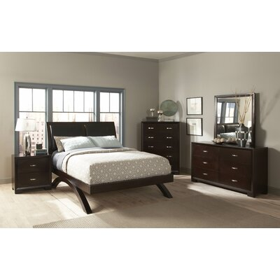 Woodbridge Home Designs 1313 Series Platform Bedroom Collection