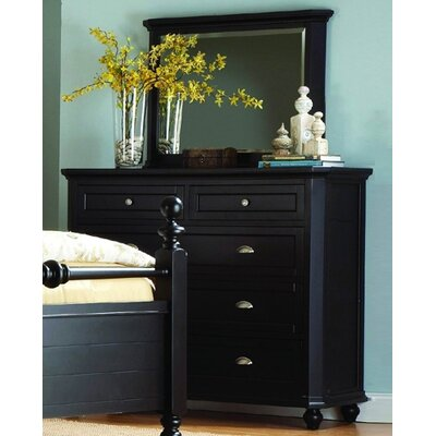 Woodbridge Home Designs 889 Series 5 Drawer Dresser