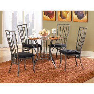 Woodbridge Home Designs Flight 5 Piece Dining Set