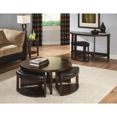 Woodbridge Home Designs Brussel II Coffee Table Set