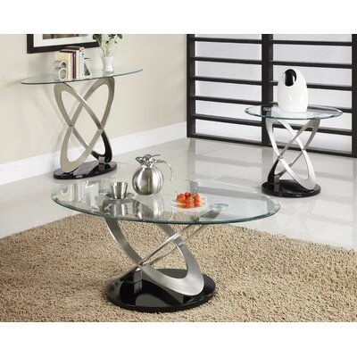 Woodbridge Home Designs Firth Coffee Table Set