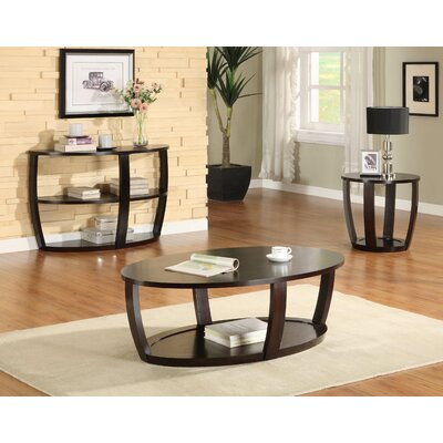 Woodbridge Home Designs Patterson Coffee Table Set
