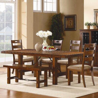 Woodbridge Home Designs Clayton 6 Piece Dining Set