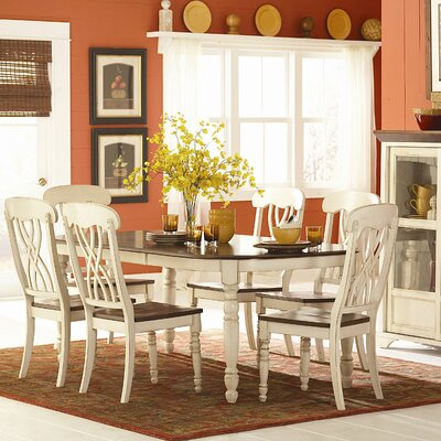 Woodbridge Home Designs Ohana 7 Piece Dining Set