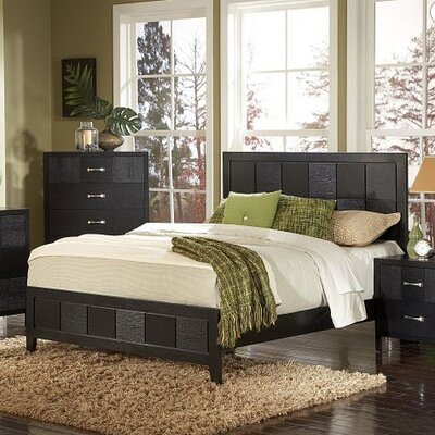 Woodbridge Home Designs 1477 Series Panel Bedroom Collection