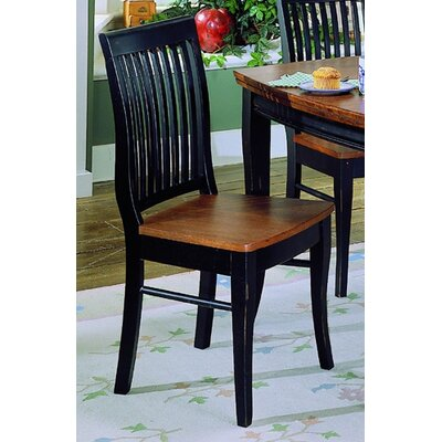 764 Series Slat Back Side Chair