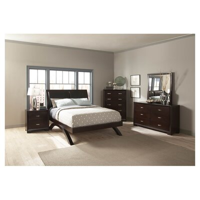 Woodbridge Home Designs 1313 Series 2 Drawer Nightstand