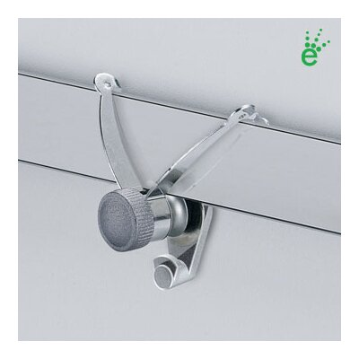 Bruck Lighting Ledra Hook in Matte Chrome