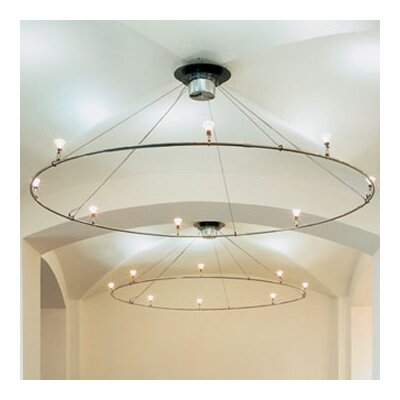 Bruck Lighting V/A Ring Ceiling Fixture