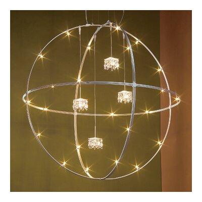 Bruck Lighting V/A Sphere Ceiling Fixture