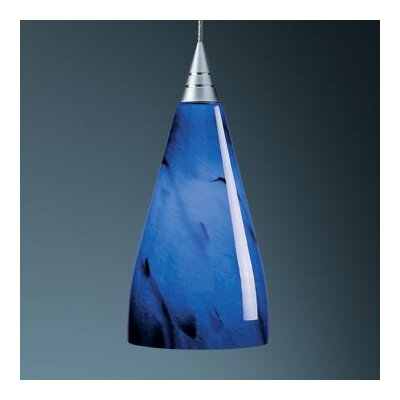 Bruck Zara 1 Light Monopoint Pendant with Canopy