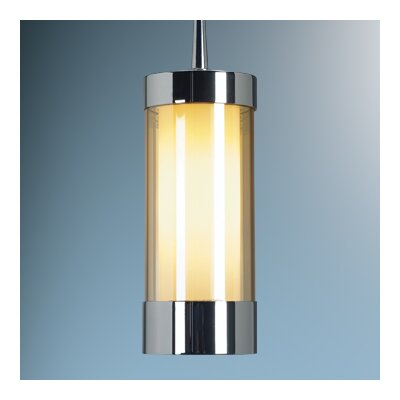 Bruck Silva 1 Light Monopoint Mini Pendant