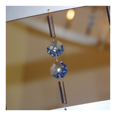 Bruck Flight 20 Light Low Voltage Track Light with Swarovski Crystals