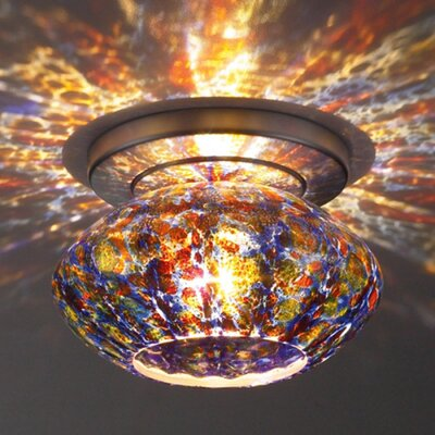 Bruck Lighting Pandora 1 Light Ceiling Mount