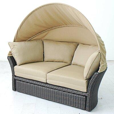 Creative Living Antigua Loveseat with Cushions