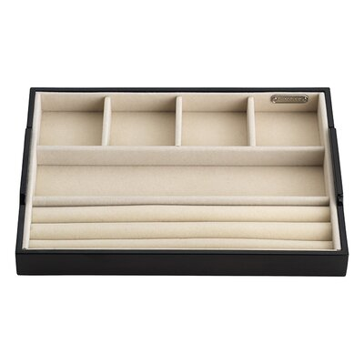 Reed & Barton Modern Lines Jewelry Box