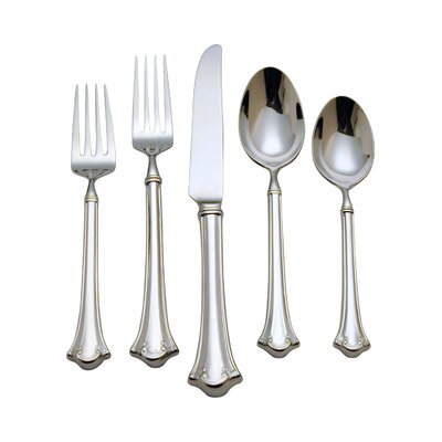 Reed & Barton Manor House 5 Piece Flatware Set