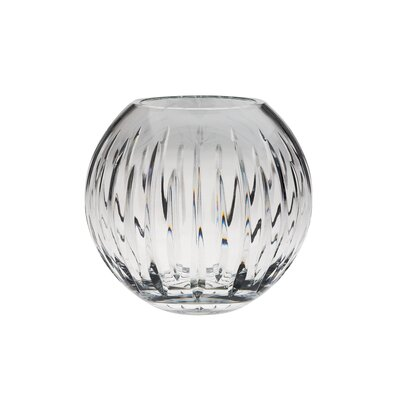 Reed & Barton Crystal Giftware Soho Rose Bowl