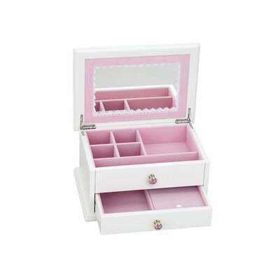 Reed & Barton Small Wonders Secret Princess Jewelry Box