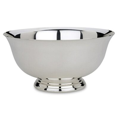 Reed & Barton Silver Plated Bowl with Liner Boxed