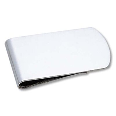 Reed & Barton Silver Plated Giftware Money Clip