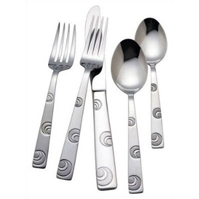 Everyday New Omni 45 Piece Flatware Set