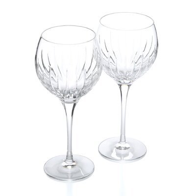 Reed & Barton Crystal Soho Oversized Wine Glass (Set of 2)