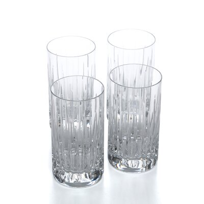<strong>Reed & Barton</strong> Crystal Soho Highball Glass (Set of 4)