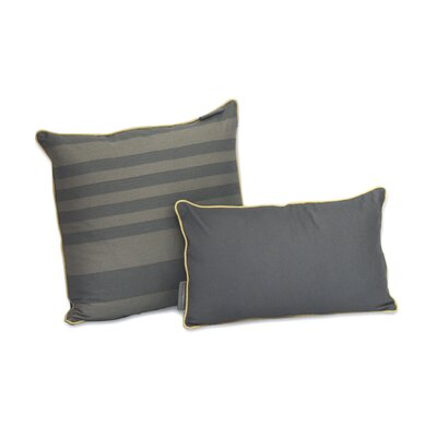 Tonal Stripe Decorative Pillow