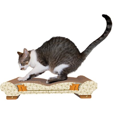 Imperial Cat Love Seat Recycled Paper Cat Scratching Board