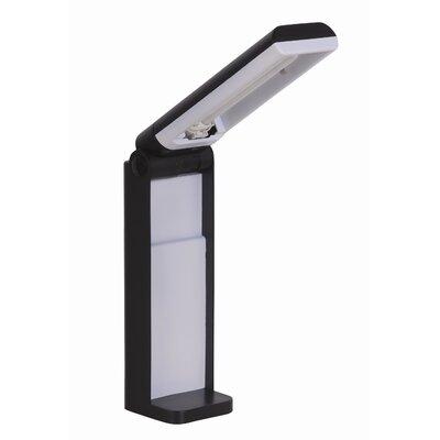 "Illuminada 12"" H Table Lamp with Rectangle Shade"