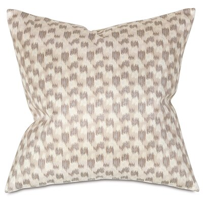 Thom Filicia Home Collection Mahoe Silver Square Pillow
