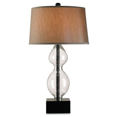 "Currey & Company Leimotif 33"" H Table Lamp with Empire Shade"