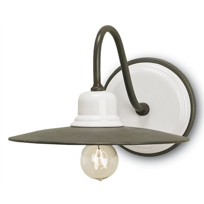 Currey & Company Eastleight 1 Light Wall Sconce