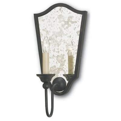 Currey & Company Marseille 1 Light Wall Sconce