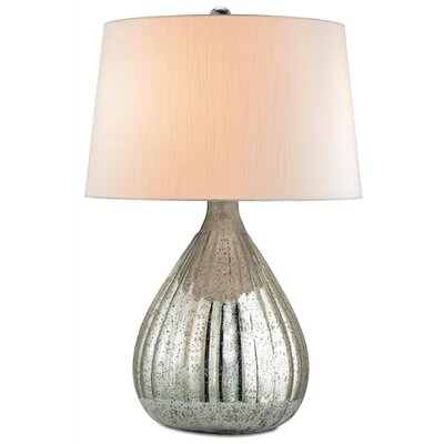 """Currey & Company Oxendale Large 34"""" H Table Lamp with Empire Shade"""