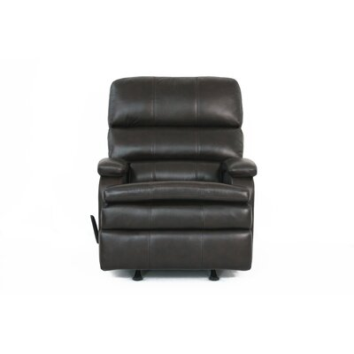 Barcalounger Marcum ll Leather Chaise Recliner