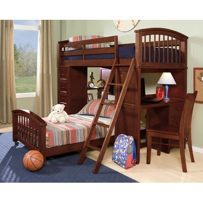 School House Student Loft Bed