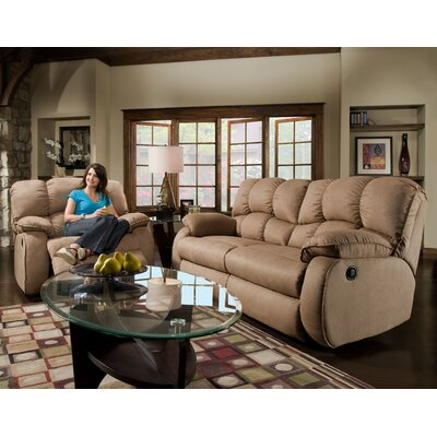 Southern Motion Fusion Double Reclining Sofa