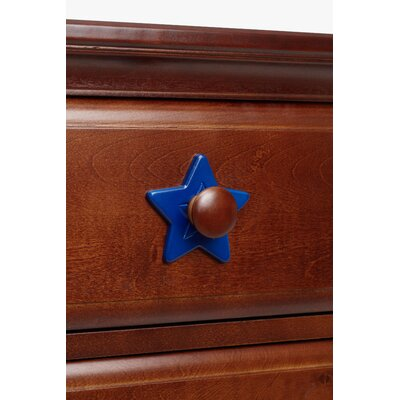 Wildon Home ® Star Knob Backer (Set of 4)