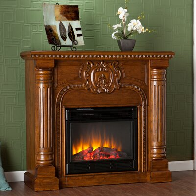 Wildon Home ® Crawford Electric Fireplace