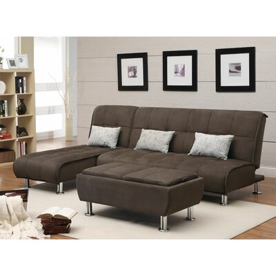 Wildon Home ® Sleeper Sofa Living Room Collection