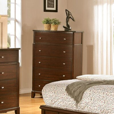 Wildon Home ® Audrey 5 Drawer Chest
