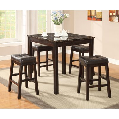 Wildon Home ® Sarah Pub Table Set