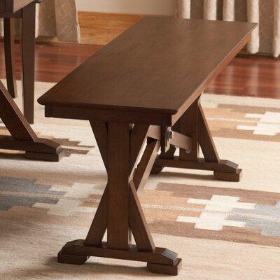 Wildon Home ® Elizabeth Wood Kitchen Bench