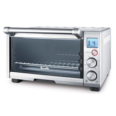 Breville Refurbished Compact Smart Toaster Oven