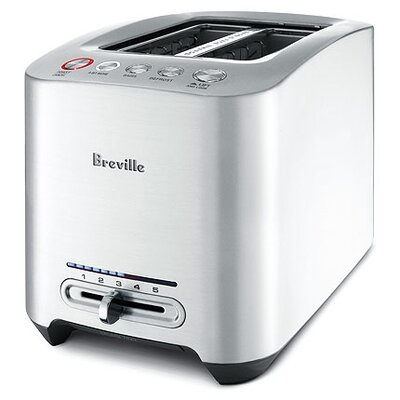 2-Slice Smart Toaster
