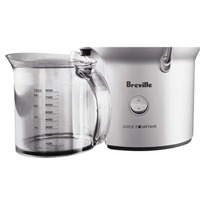 Breville Juice Fountain Compact Juicer
