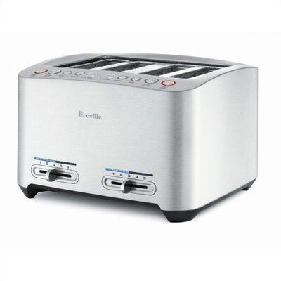 Breville Die-Cast 4-Slice Smart Toaster