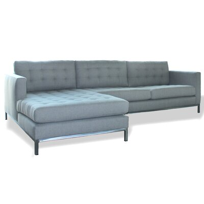 Bobby Berk Home Jack Sofa and Chaise Sectional